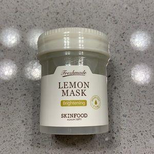Skinfood Freshmade Lemon Mask